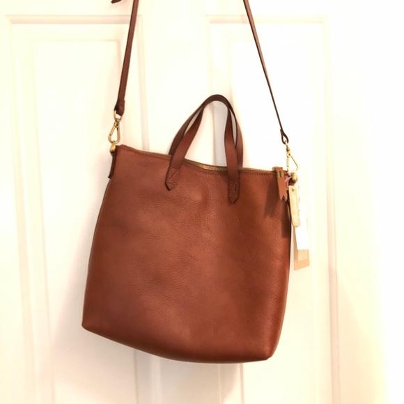 a8969eabd Madewell Bags | Ziptop Transport Crossbody Bag | Poshmark